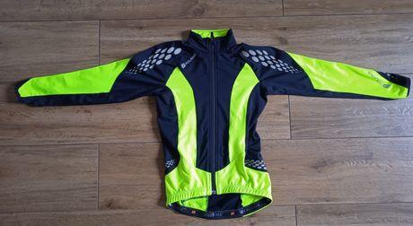 Bluza rowerowa dziecięca Polaris M