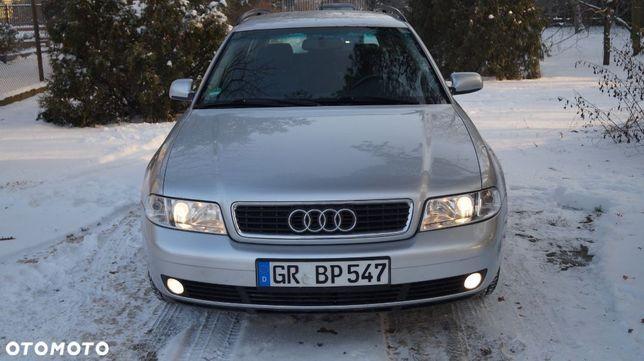 Audi A4 Prosto z Niemiec, stan idealny, 1właściciel 1.8T gotowy do rejestracji