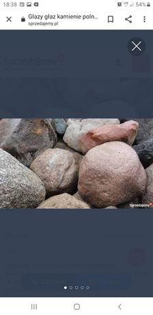 Kamienie głazy polne