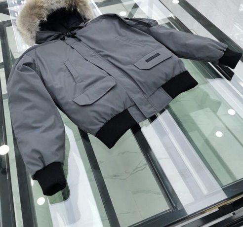 Пуховик, куртка Canada Goose Chilliwack Bomber!