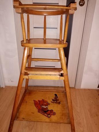 Столик для кормления деревянный
