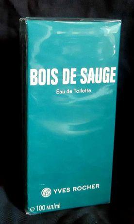 Yves Rocher Bois de Sauge, 100ml (EDT), w folii - przesyłka 1 zł