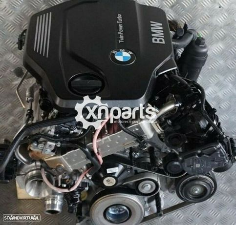 Motor BMW 4 Coupe (F32, F82) 420 d xDrive | 03.15 -  Usado REF. B47D20A