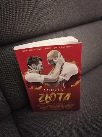 """Książka """"Ludzie ze Złota"""""""