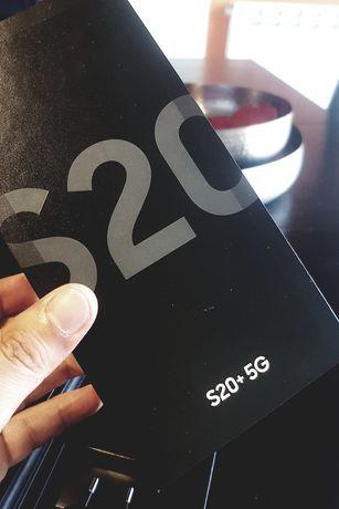 Oportunidade! Samsung Galaxy S20 Plus 5G Cosmic Gray