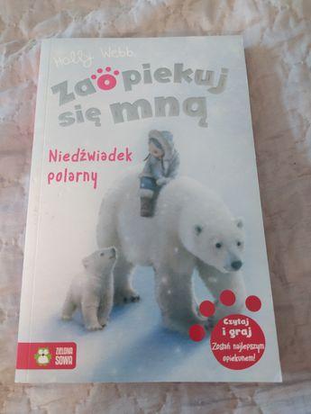 Holly Webb Zaopiekuj się mną Niedźwiadek polarny