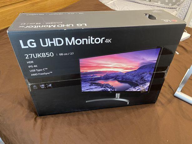 4k Монитор LG 27UL850-W для iMac и MacBook