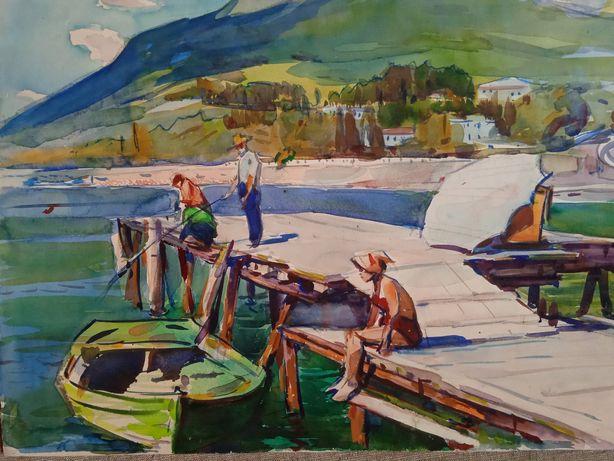 продам картины, рисунок, пейзаж и натюрморты