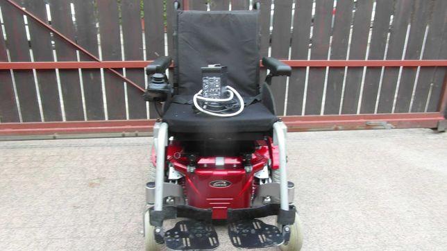 Wózek inwalidzki elektryczny Salsa