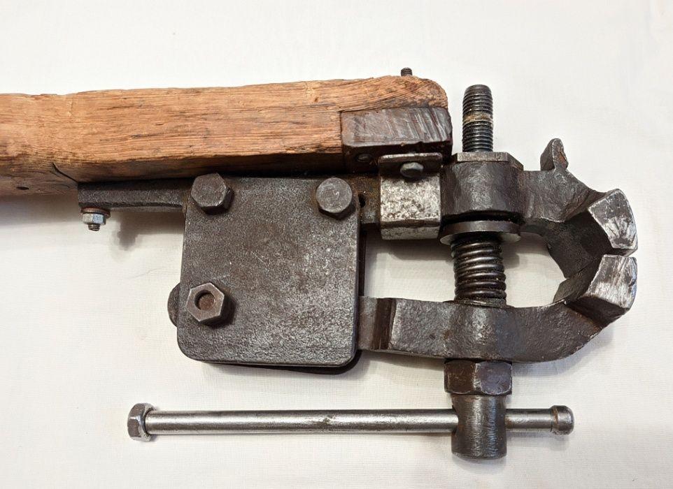 Продам тиски ручные, усиленные Мелитополь - изображение 1