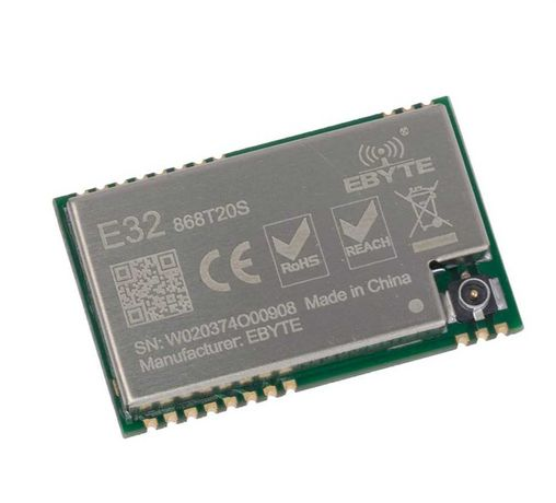 Модули LoRa E32-868T20S, E32-868T30D, E32-868T30S Qczek LRS