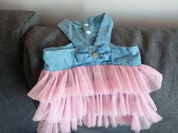 Sukieneczka dla pieska ubranko dla psa