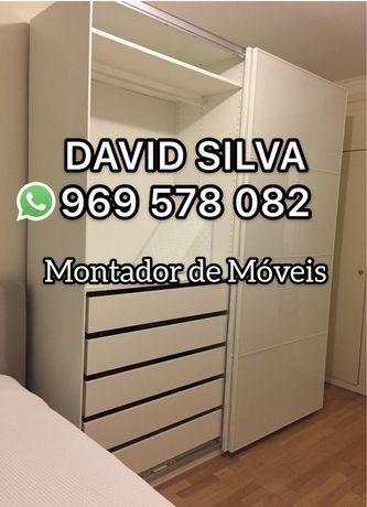 Montagem de Móveis IKEA,CONFORAMA,LEROY,HOMYCASA. Montador de Moveis.