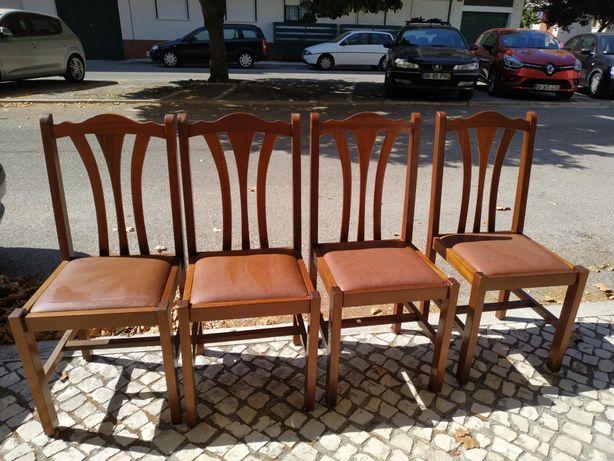 Cadeiras vários tipos