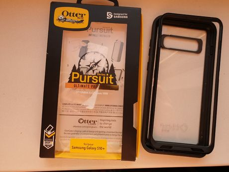 Броне чехол OtterBox - Pursuit Samsung Galaxy S10+