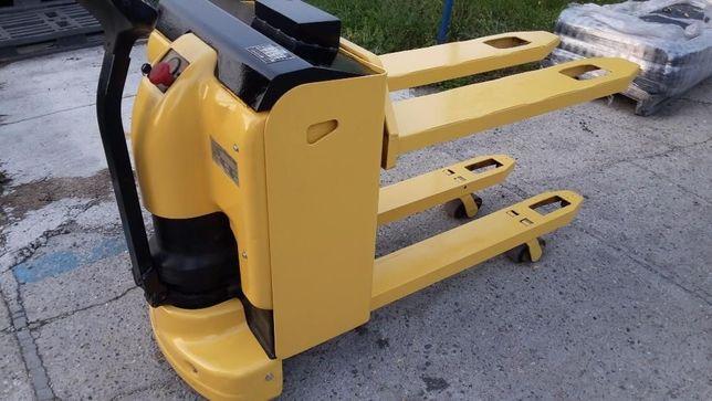 Wózek paletowy elektryczny yale MP20DL zamiana na samochód