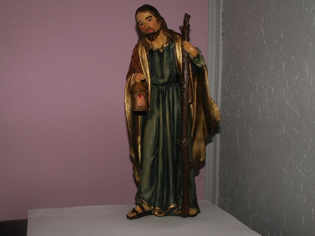 Józef - Figurka do Szopki Bożonarodzeniowej 30 cm Szopka Stajenka