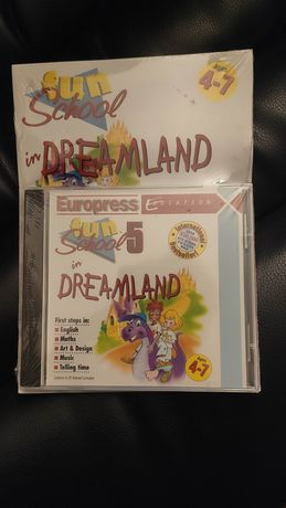 (selado) jogo educativo IBM-PC Fun School in Dreamland idades 4-7