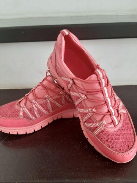 różowe adidaski dla dziewczynki r.35