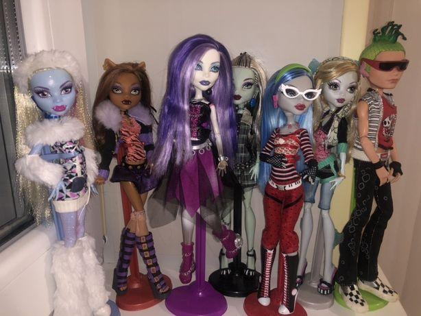 Куклы Монстер хай, Monster high