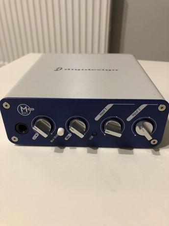 Karta dźwiękowa USB Audio Interface Digidesign Mbox 2 mini Protools