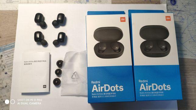 Słuchawki bezprzewodowe xioami redmi airdots/earbuds