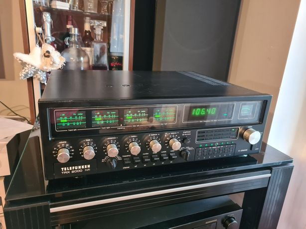 Potężny amplituner Telefunken Trx-2000