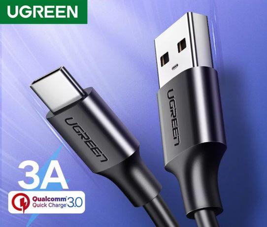 Кабель зарядки USB - Micro USB/Type C Quick Charge 3.0