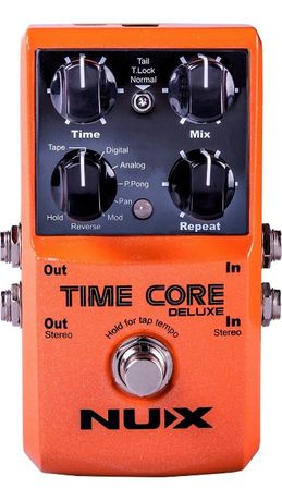 efekt gitarowy NUX Time Core Deluxe sklep Tenor Mielec