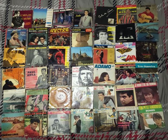 Diversos discos vinil