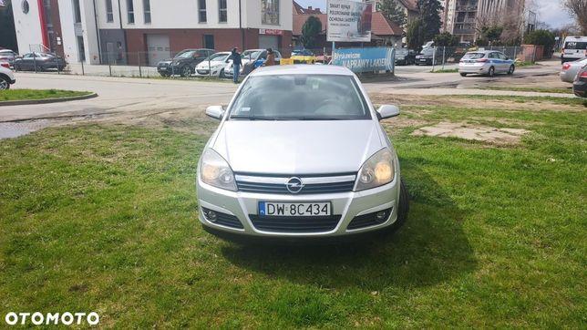 Opel Astra Opel Astra H