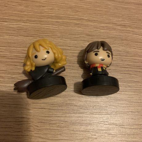 2 carimbos Harry Potter
