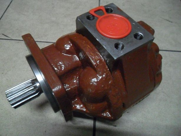 Pompa hydrauliczna ostrówek koparko-ładowarka ostrówek kto-162 ursus