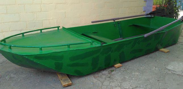 Лодка дюралевая самодельная