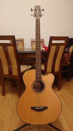 Gitara basowa bas Tekamine GB30CE-NAT