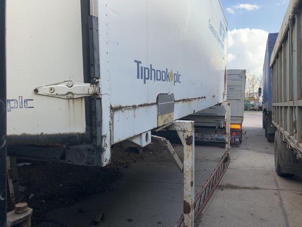 Фургон изотермический будка контейнер ВДЫ BDF