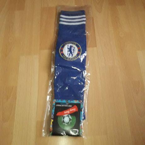 Nowe getry/skarpety piłkarskie Chelsea