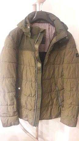 Tom Tailor куртка тёплая мужская