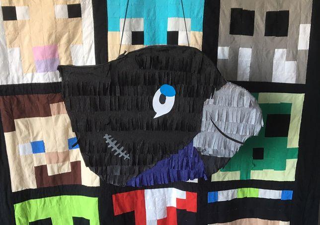 Piniata Crow Kruk Brawl Stars pinata gra