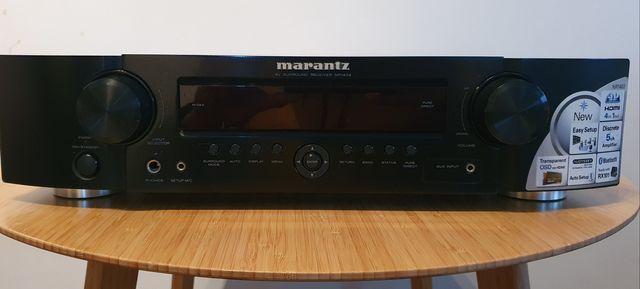 Amplituner Marantz z zestawem głośników