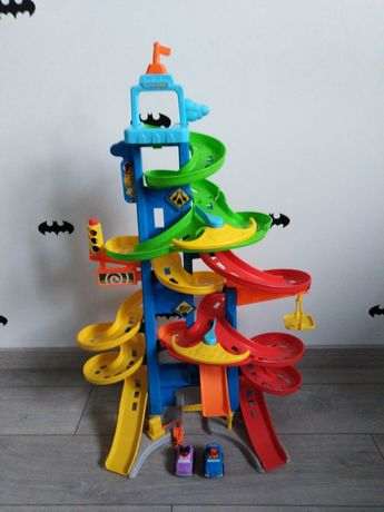Tor zjazdowy Little People Fisher Price