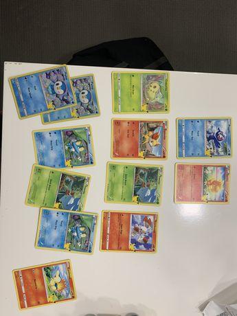 Cartas pokemon mc pack 12 cartas