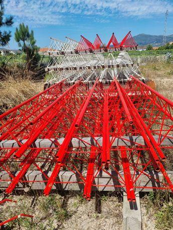 Torre 30m espiada (antena)