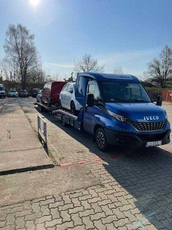 Transport Aut Maszyn Polska Niemcy Belgia Holandia Franc Pomoc Drogowa