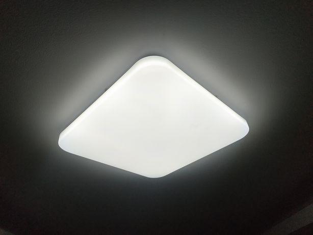 Лампа led 45*45 з пультом