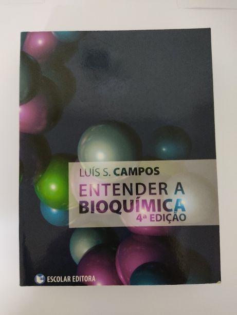 Livro Entender a Bioquímica