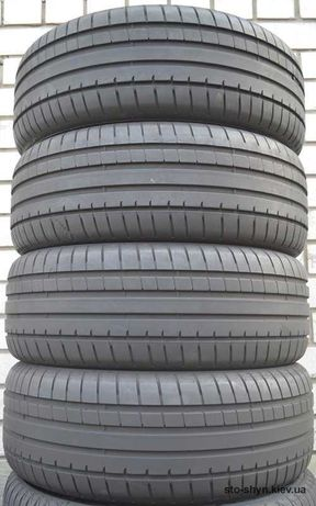 225/55 R17 Dunlop Sport Maxx RT-2 MO 225 55 17 Б.у Склад Шин 225/55/17