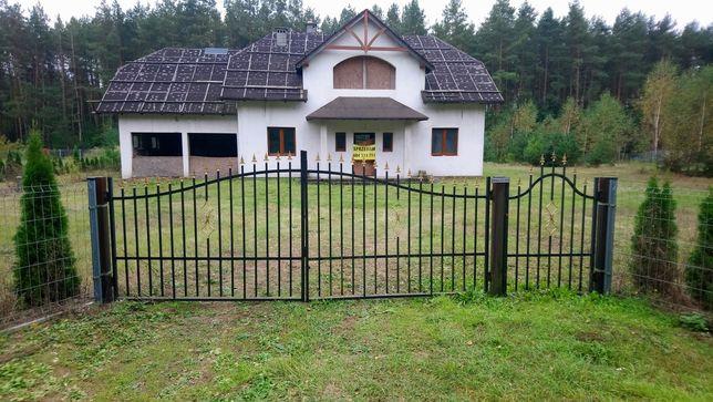 Dom do wykończenia