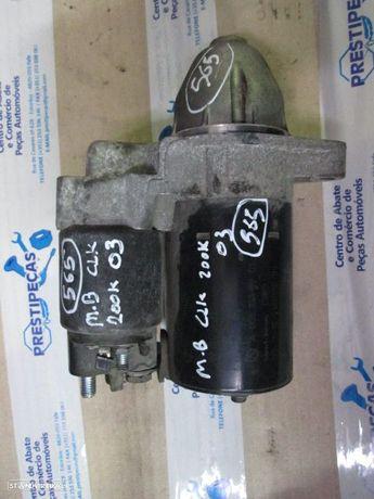 Motor de arranque A0051513901 MERCEDES / CLK / 2003 / 200K / MERCEDES / KOMPRESSOR W203 / 2004 / 1.8 I / MERCEDES / W171 SLK / 2005 / 200 KOMPRESSOR /