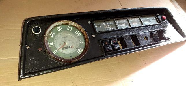 Konsola licznik zegar kontrolki deska rozdzielcza żuk prl